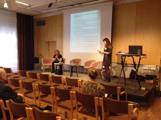 Todistetusti esiinnyimme siellä  ja yleisöäkin oli vähintään yksi. :D Kuva: Vesa Lahti.